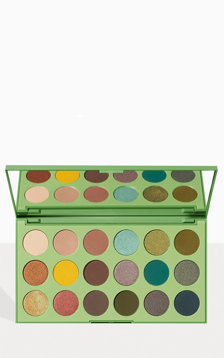 Morphe 18B Makin' Bank Artistry Eyeshadow Palette 1