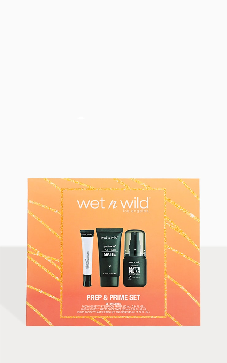 Wet N Wild Prep & Prime Set 2