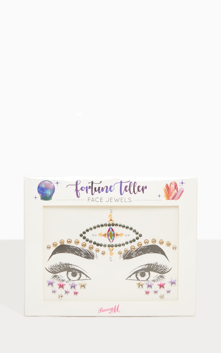 Barry M Face Jewel Fortune Teller 2