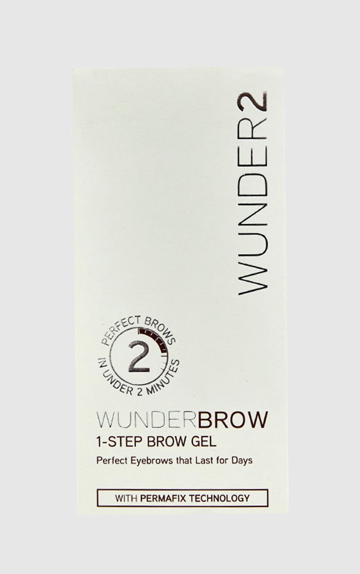 Wunderbrow 1-Step Brow Gel Auburn 2