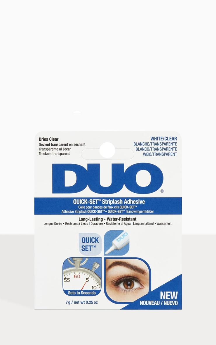 Duo False Eyelash Glue Clear 1