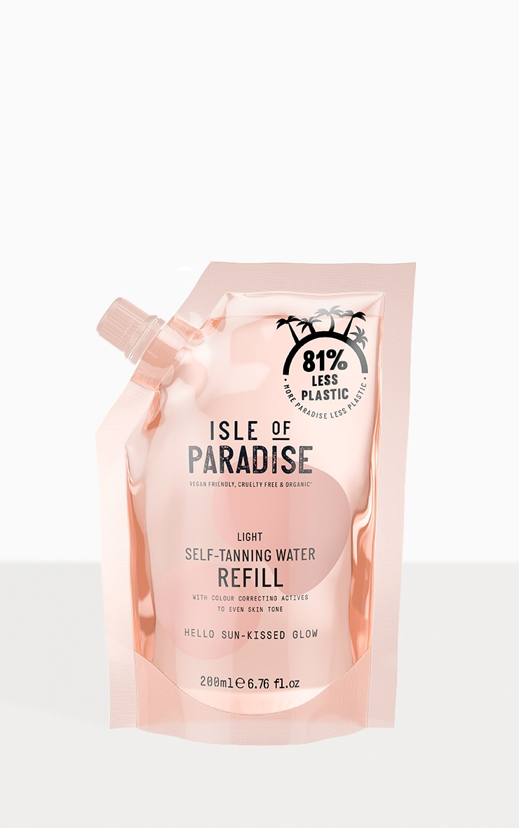 Isle of Paradise Refill Your Water Light 1