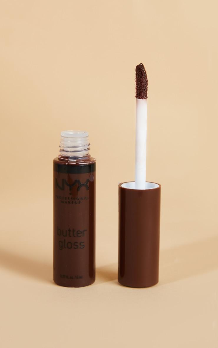 NYX Professional Makeup Butter Lip Gloss Lava Cake 3