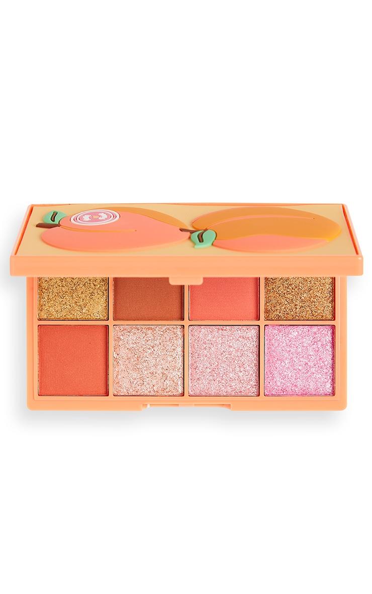 I Heart Revolution Mini Tasty Palette Peach 1
