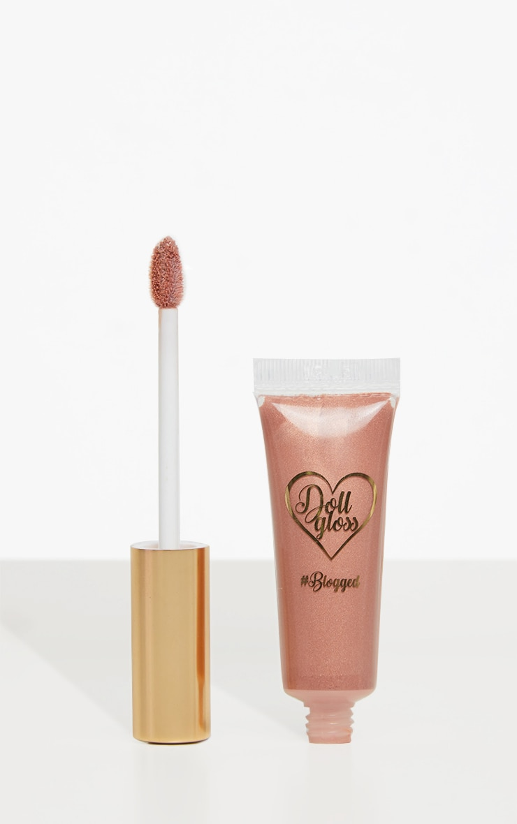 Doll Beauty Lipgloss #Blogged 1