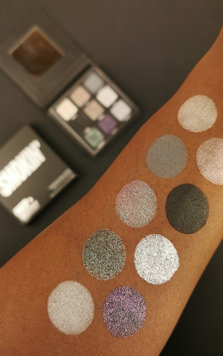 Makeup Obsession Smokin' Eyeshadow Palette 5