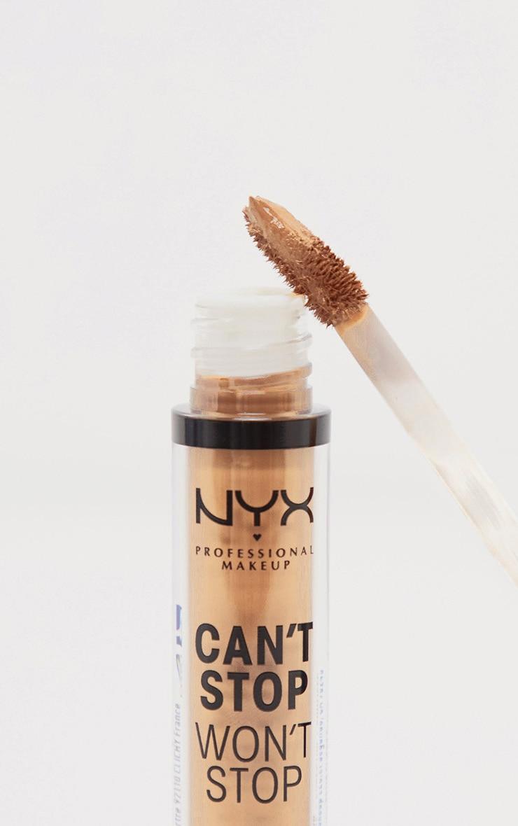 NYX Professional Makeup - Correcteur contour Can't Stop Won't Stop - Soft Beige 2