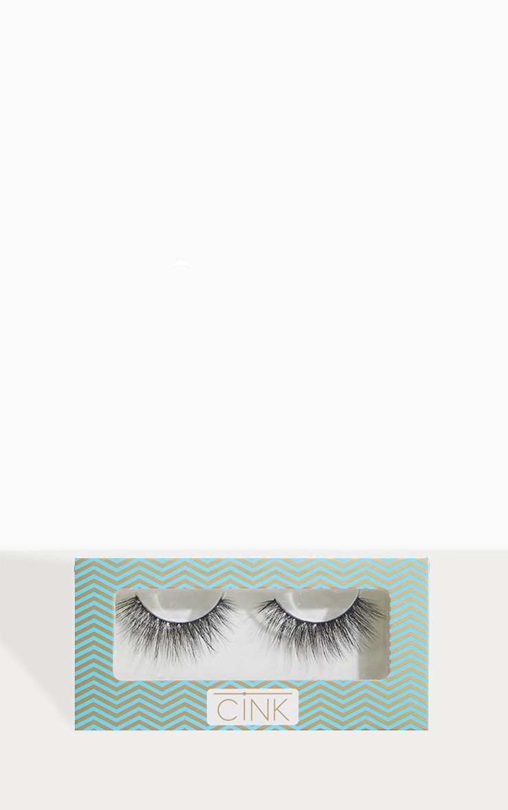 CINK Turn Up 3D Silk Eyelashes