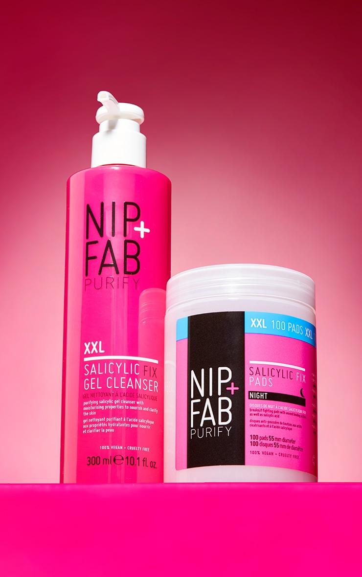 NIP+FAB Salicylic Fix Gel Cleanser XXL 300ml 3