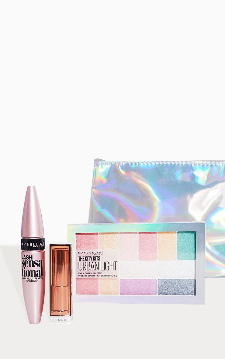 Maybelline Glow Goals Christmas Gift Set