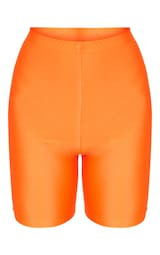 2f37da485e Orange Neon bike Shorts image 3