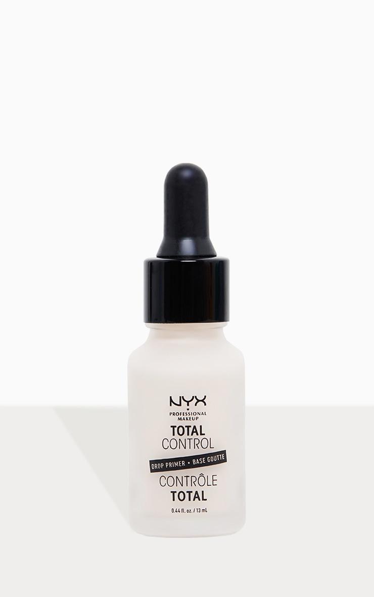 NYX Professional Makeup Total Control Drop Primer  2