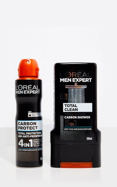 L'Oreal Men Expert Carbon Power Duo Gift Set