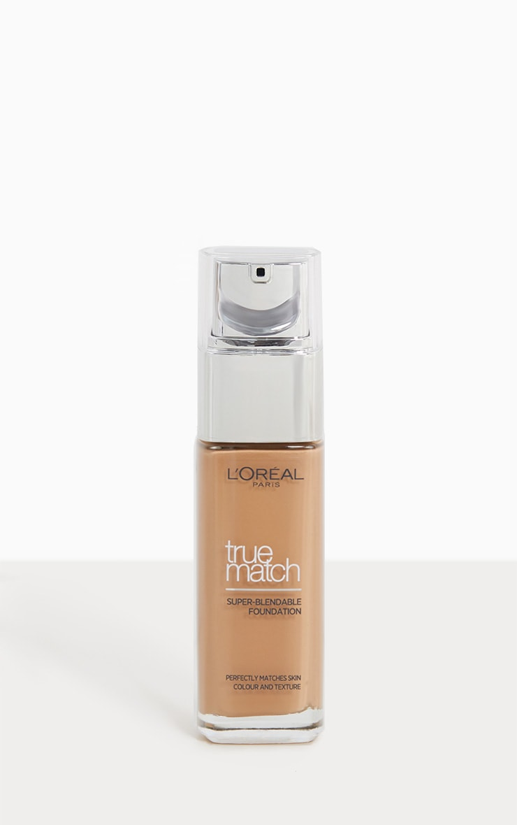 L'Oréal Paris True Match Foundation 7W Golden Amber