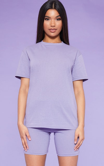89c0b8a2fc7 RECYCLED Violet T Shirt