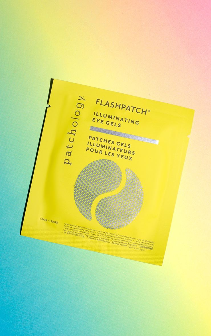 Patchology FlashPatch Illuminating Eye Gel