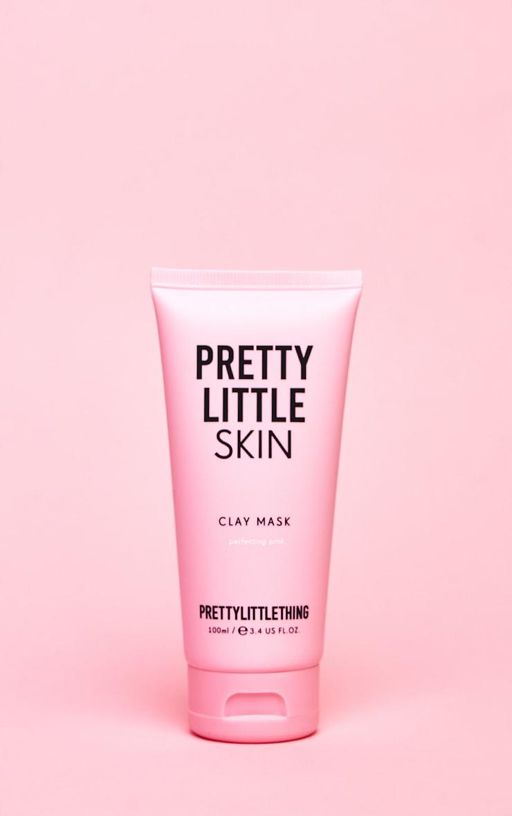 Pretty Little Skin Pink Clay Mask 100ml 2