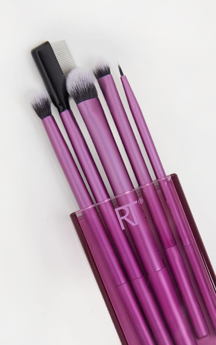 Real Techniques Enhanced Eye Makeup Brush Set 5