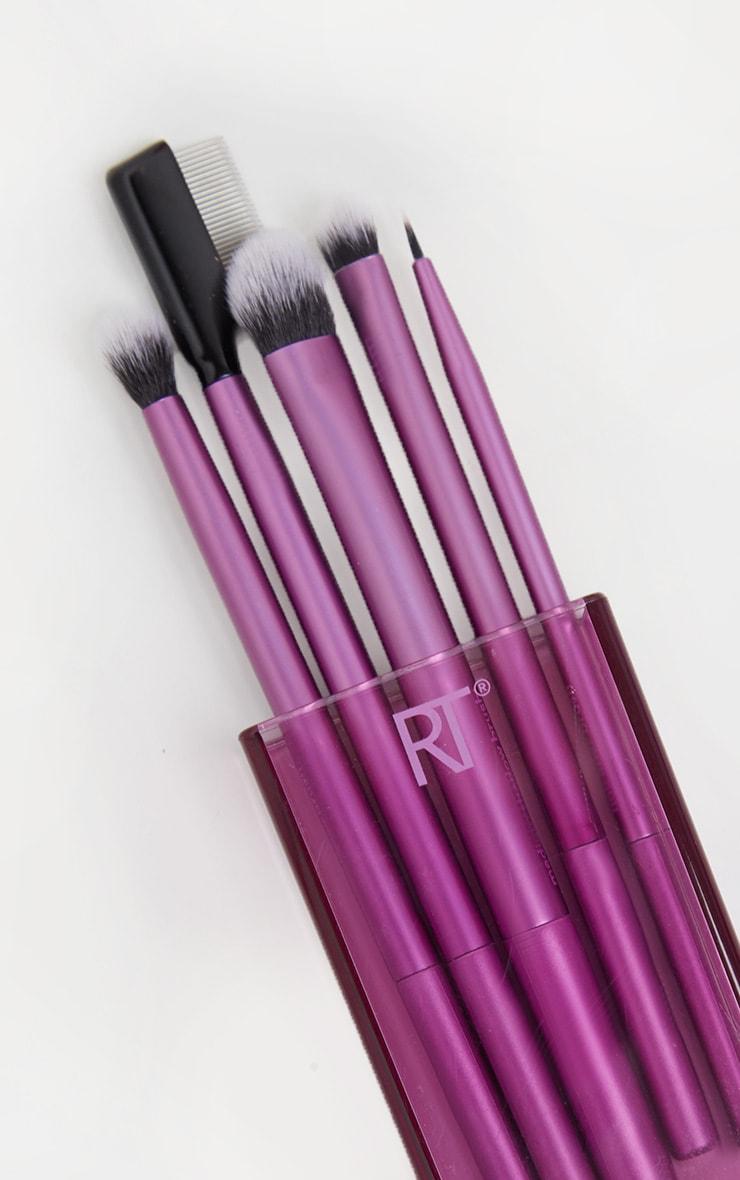 Real Techniques - Kit de pinceaux maquillage pour les yeux 5