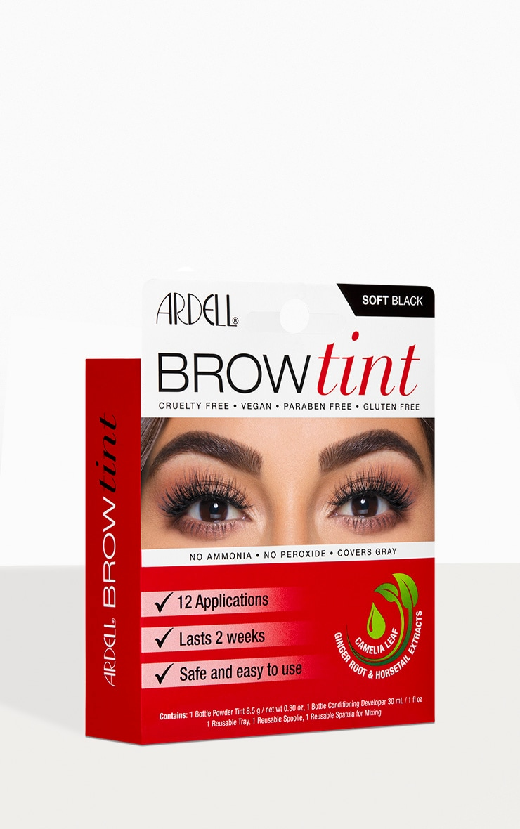Ardell Brow Tint Soft Black 1