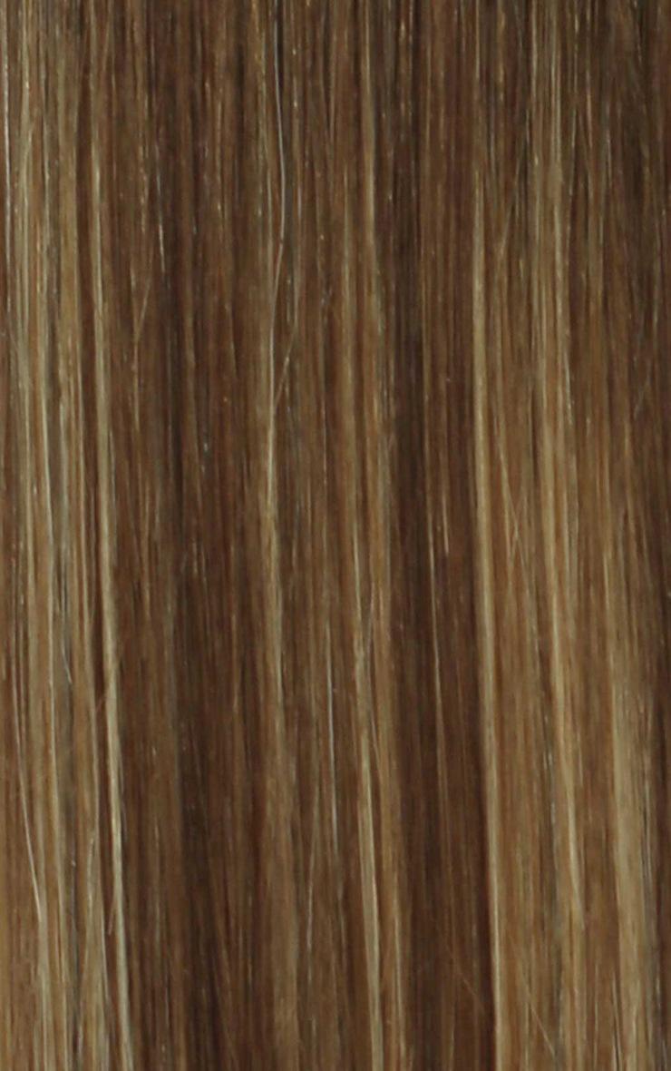 Beauty Works Double Hair Set Weft 18 Inch Mocha Melt 2