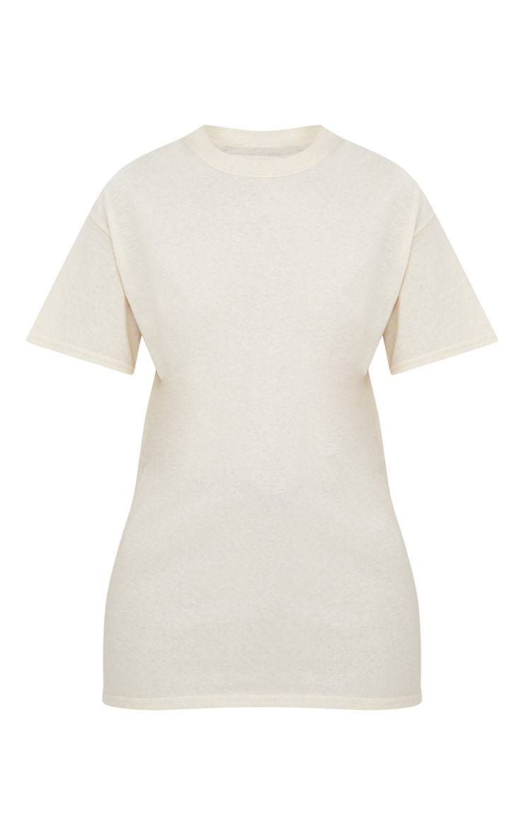 Ultimate Natural Oversized T Shirt 3
