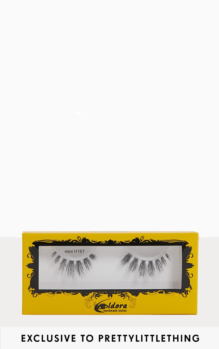 Eldora Eyelashes Mini H167 1