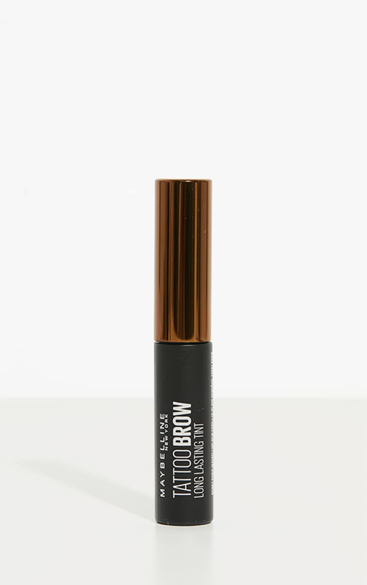 Maybelline Tattoo Brow Longlasting Gel Tint Light Brown 2