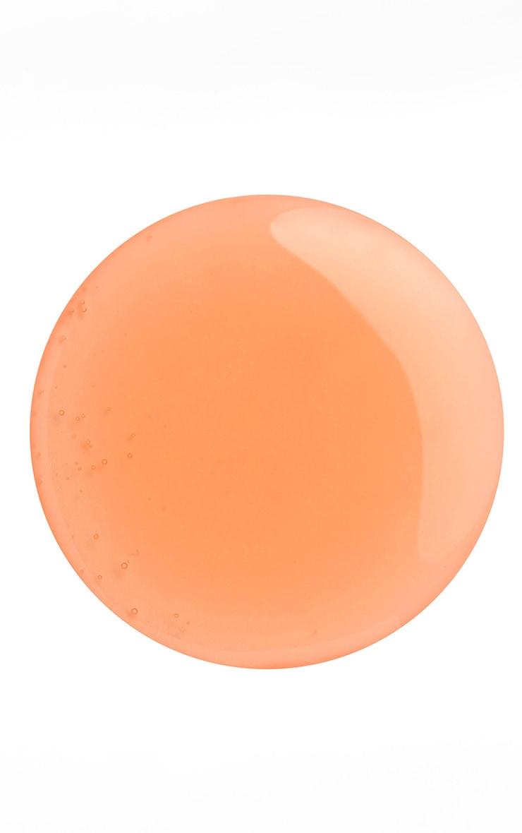 I Heart Revolution Tasty Peach Lip Oil Peach Juice 3