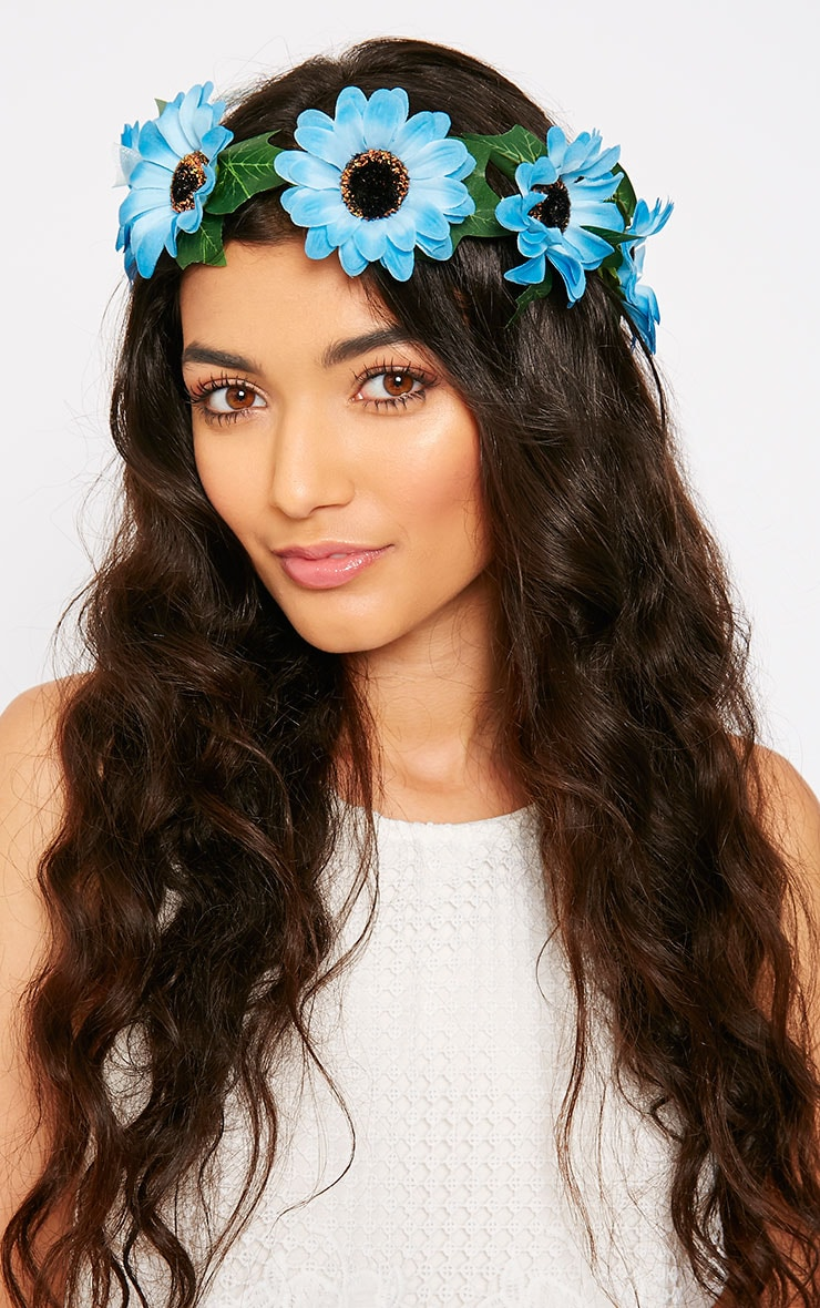 Jody Blue Daisy Hair Garland 1
