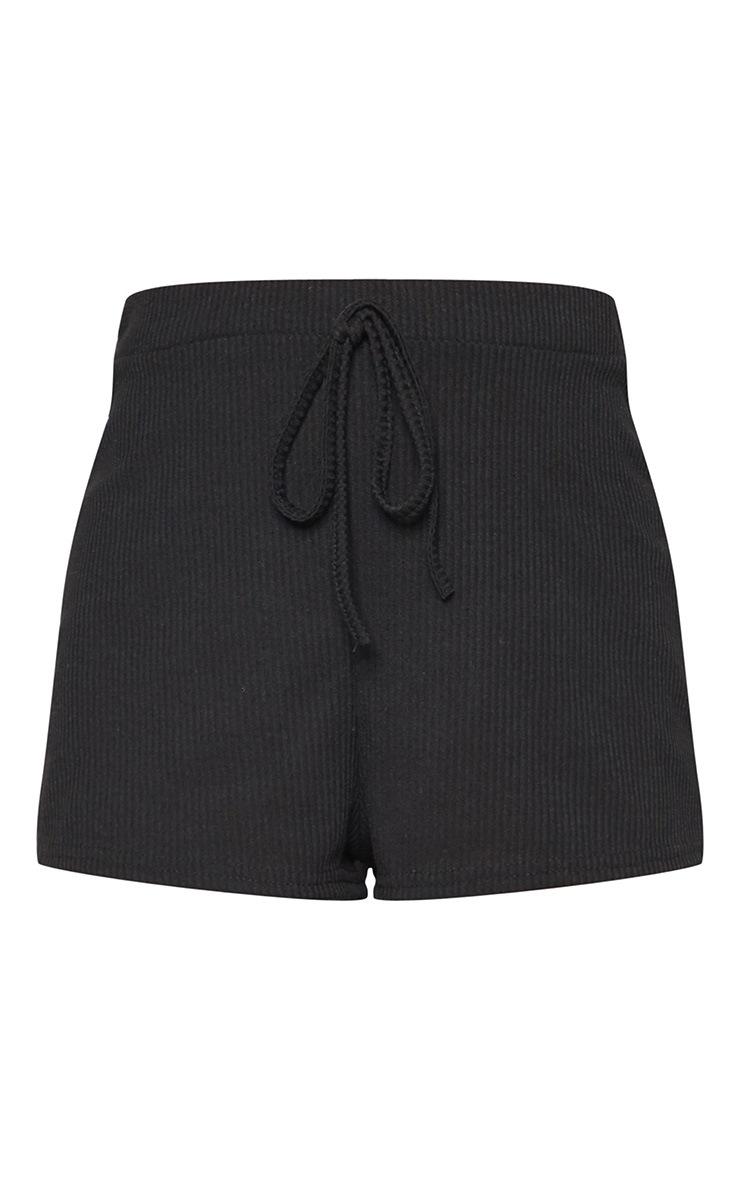 Petite Black Shorts 3