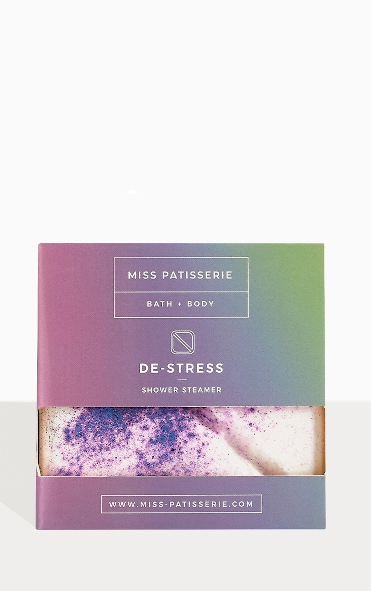 Miss Patisserie De-stress Shower Steamer 1