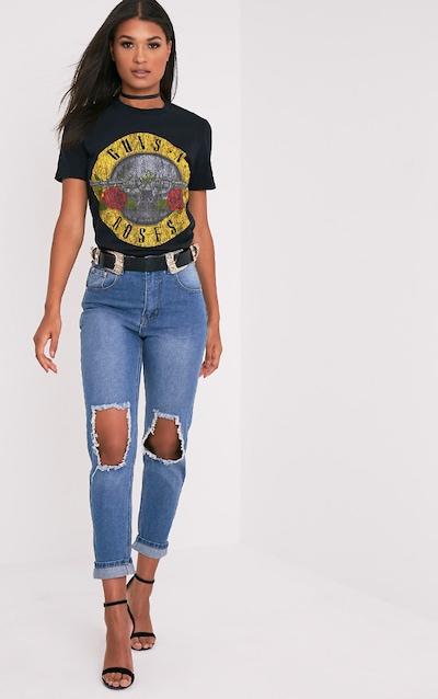 47ee95017af Mom Jeans | Black Mom Jeans & Ripped Mom Jeans | PrettyLittleThing