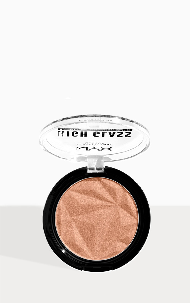 NYX PMU High Glass Illuminating Powder Daytime Halo 2