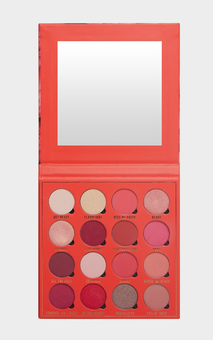 Makeup Obsession - Palette de fards Kiss Of Fire 2