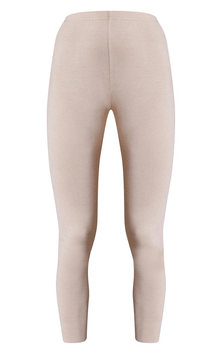 Sand Basic Leggings 5