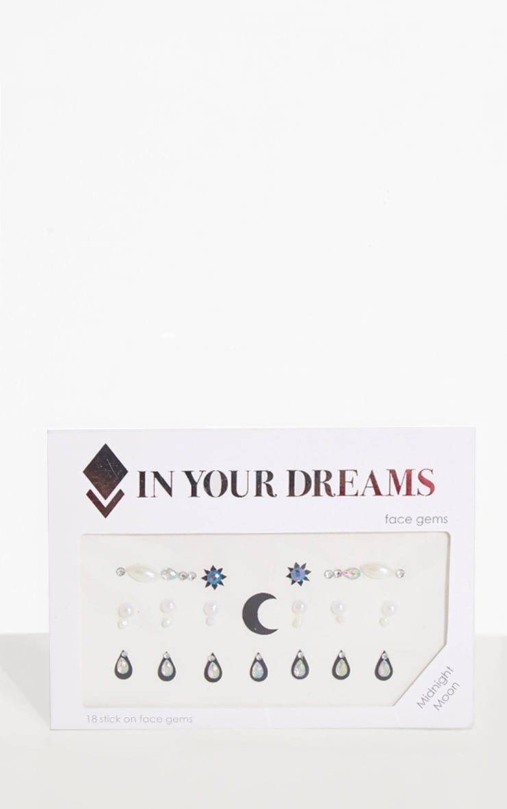 In Your Dreams Midnight Moon Face Gems 3