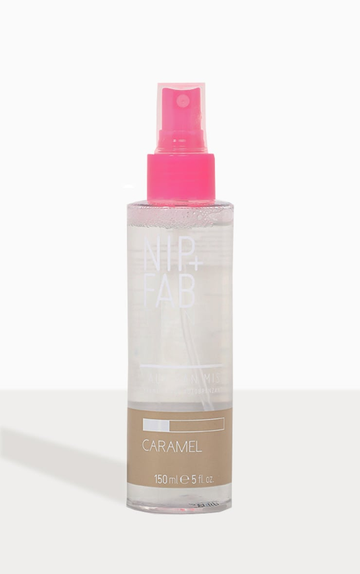 NIP+FAB Faux Tan Mist Caramel 150ml 2
