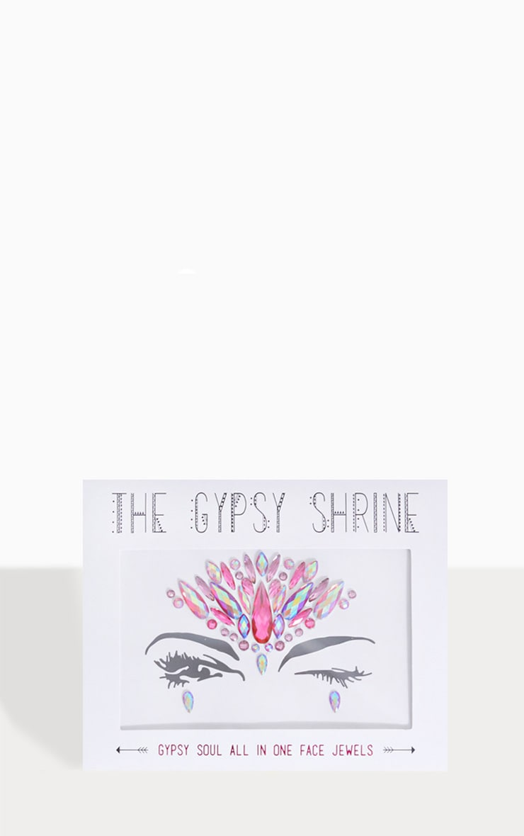 The Gypsy Shrine Gypsy Soul Festival Face Jewel 1