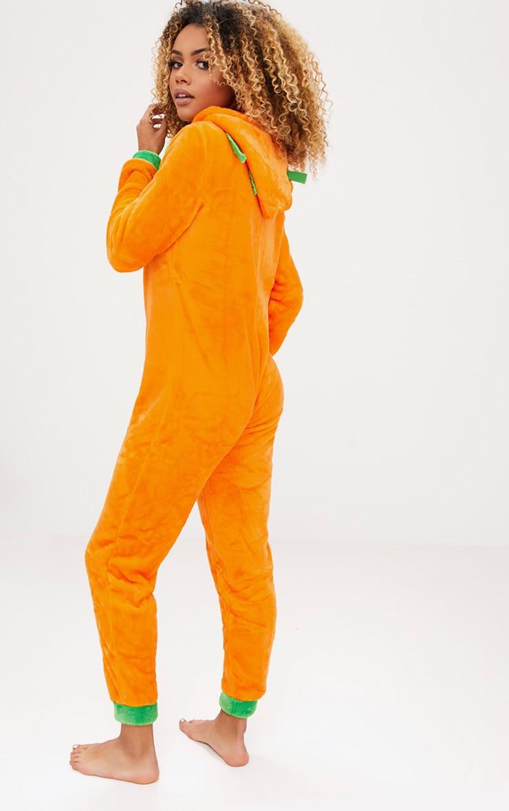 Pumpkin Onesie 2