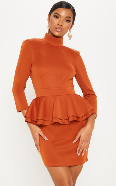 Mini Dresses Short Dress Styles From 163 8 Prettylittlething