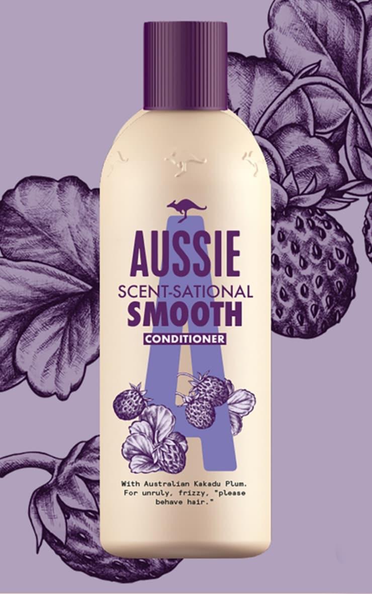 Aussie Scentsationally Smooth Conditioner 400ml 2