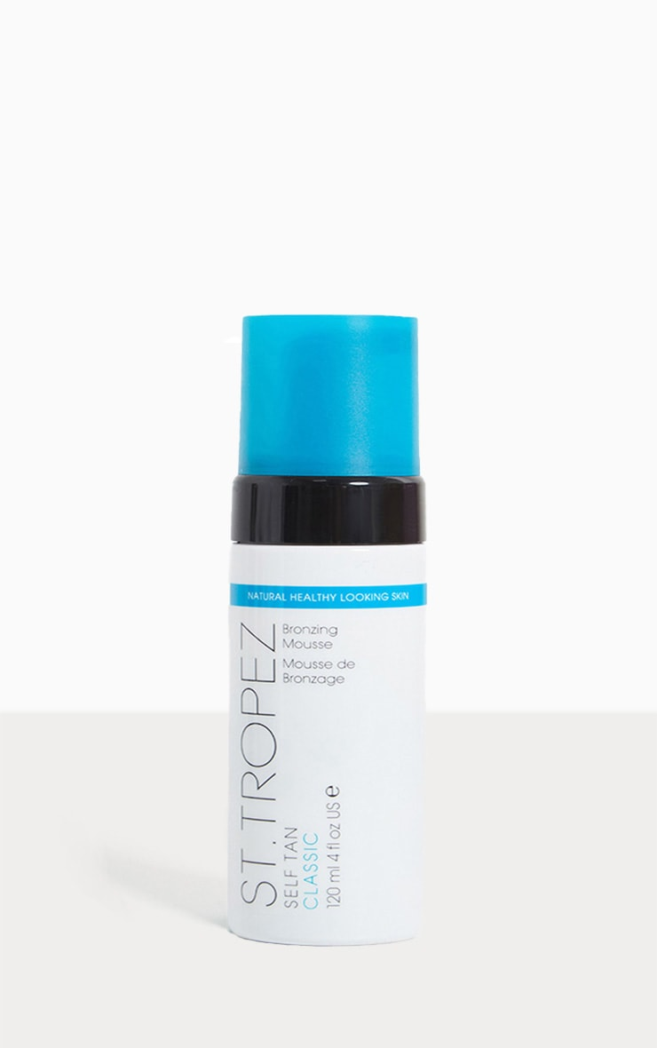 St. Tropez Self Tan Classic Mousse 1