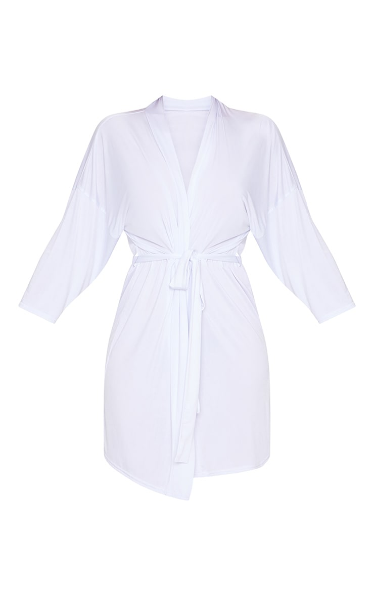 White I Do Crew Hen Party Robe 5