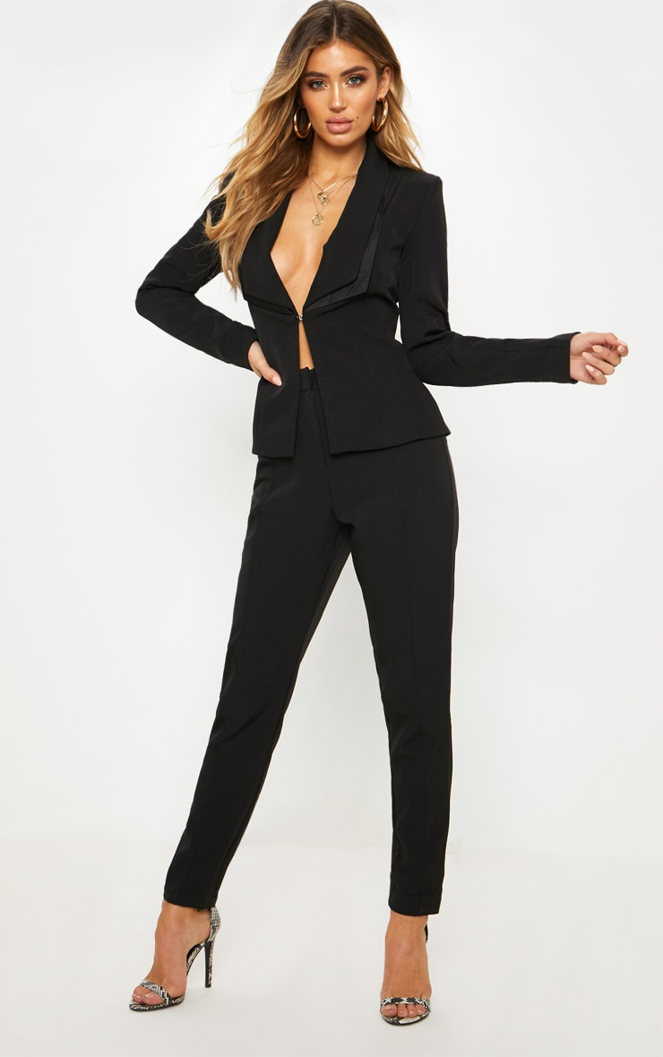Avani Black Suit Jacket 4