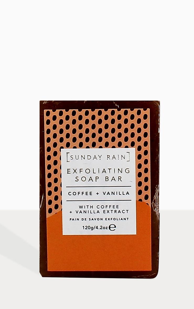 Sunday Rain Exfoliating Bar Soap Coffee & Vanilla 3