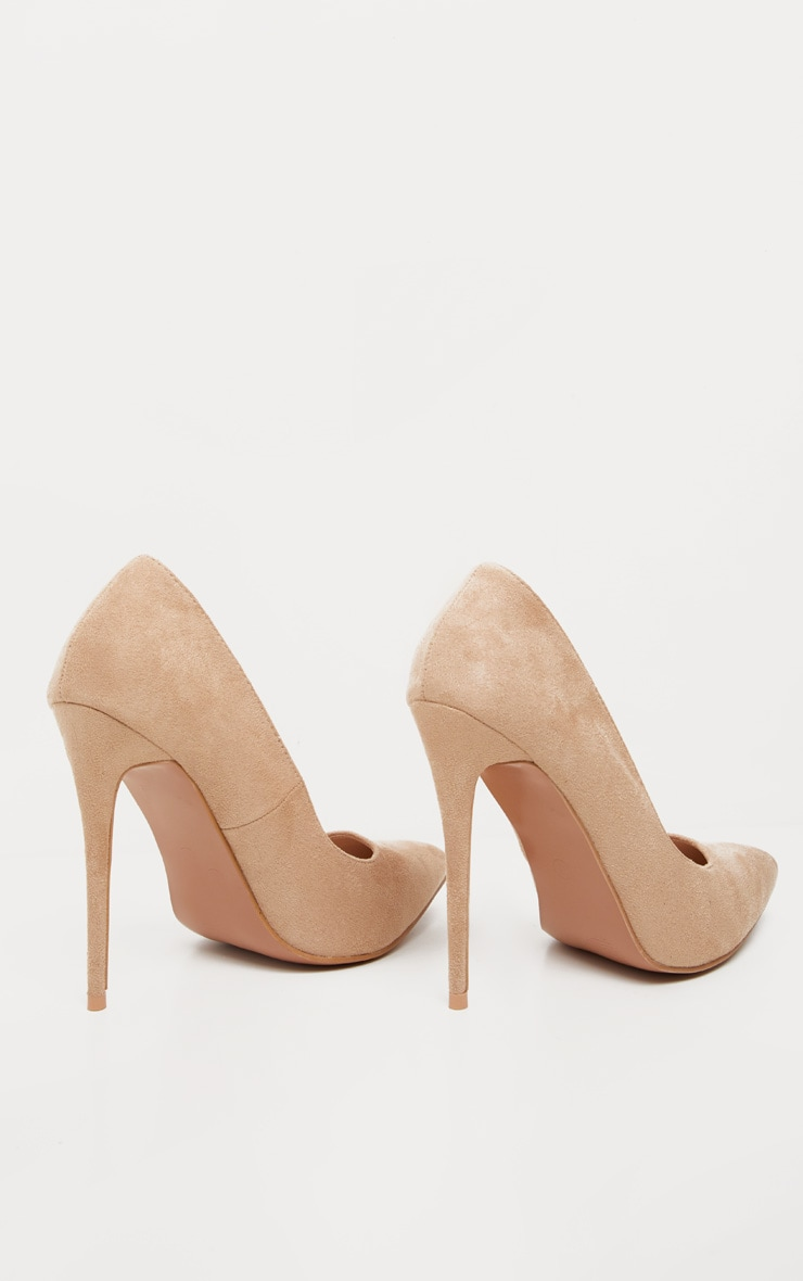 Nude Wide Fit Court 4