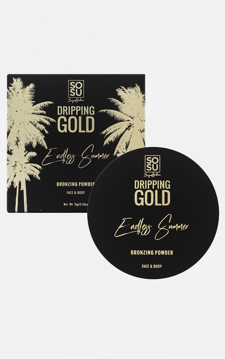 SOSUBYSJ Dripping Gold Matt Endless Summer Bronzer 2
