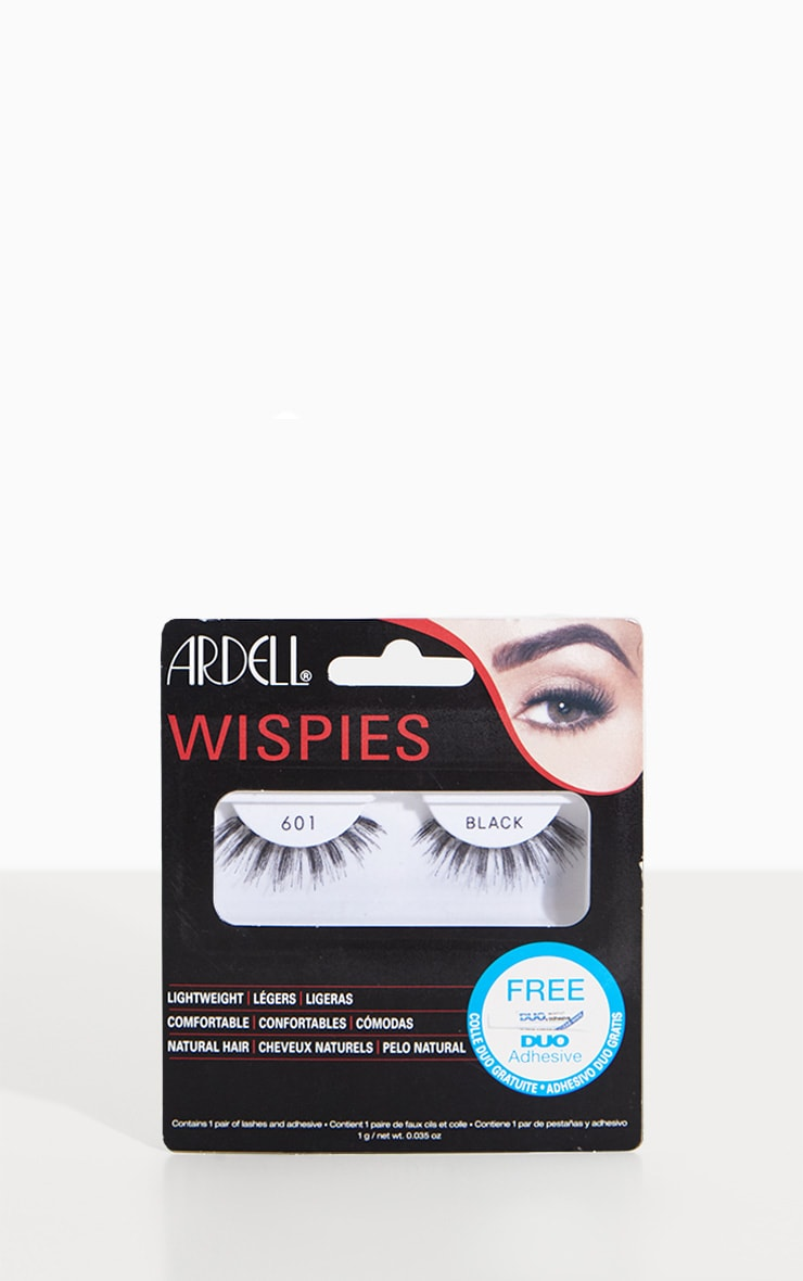 Ardell Wispies Clusters 601 False Eyelashes 1