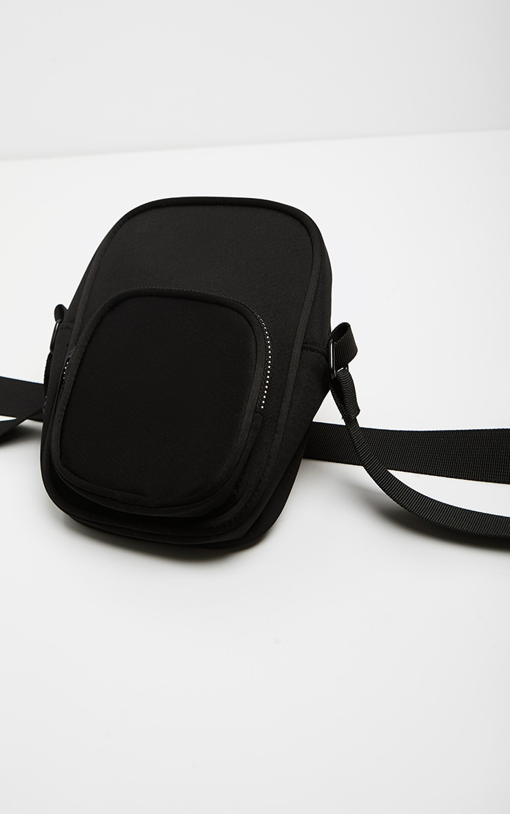 Black Camera Bag 4